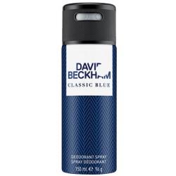 Beckham Classic Blue Dezodorant 150ml spray