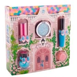 Tutu Domek zestaw 5 kosmetyków 04 Turquoise Pointe