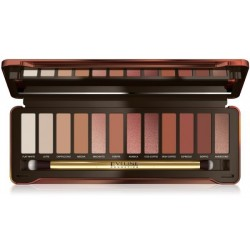 Eveline Charming Mocha Eyeshadow Palette paleta 12 cieni do powiek
