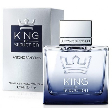 Antonio Banderas King Of Seduction Woda toaletowa 100ml spray