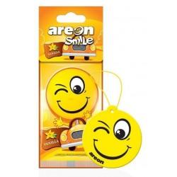 Areon Smile Dry odświeżacz do samochodu Vanilla