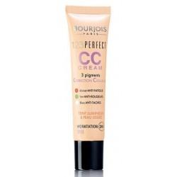 Bourjois 123 Perfect CC Cream Krem upiększająco-korygujący 33 Rose Beige 30ml