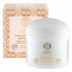 Siberica Professional Firming And Rejuvenating Night Body Cream wzmacniająco-regenerujący krem do ciała na noc 370ml