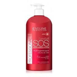 Eveline Body Caremed+ Multiregenerujące mleczko-kompres do ciała do skóry suchej i bardzo suchej 350ml