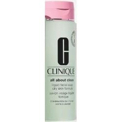 Clinique Liquid Facial Soap Oily Skin Formula Mydło w płynie dla skóry mieszanej lub tłustej 200ml