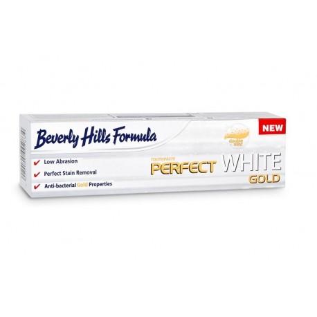 Beverly Hills Perfect White Gold Wybielająca pasta do zębów 100ml