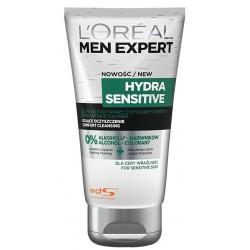 L`Oreal Men Expert kojący żel do mycia twarzy Hydra Sensitive 100ml