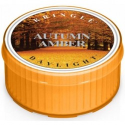 Kringle Candle Daylight świeczka zapachowa Autumn Amber 35g