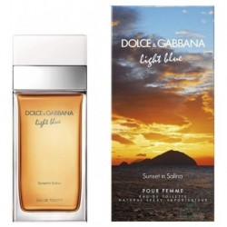 Dolce & Gabbana Light Blue Pour Femme Sunset in Salina Woda toaletowa 100ml spray