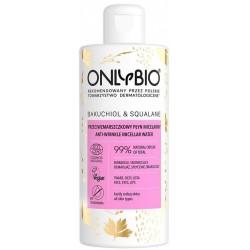 Onlybio Bakuchiol&Squalane Anti-Wrinkle Micellar Water płyn micelarny przeciwzmarszczkowy 300ml