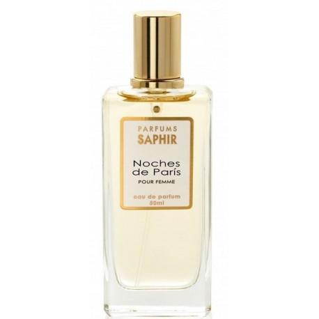 parfums saphir noches de paris