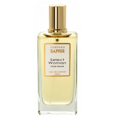 parfums saphir select woman pour femme