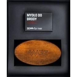 Zew For Men Pakiet Brodacza mydło do brody 85ml + Szczotka Brodacza szczotka do profesjonalnej pielęgnacji zarostu