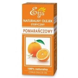 Etja Naturalny Olejek Eteryczny Pomarańczowy 10ml