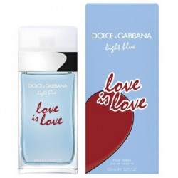 Dolce & Gabbana Light Blue Love Is Love Pour Femme Woda toaletowa 100ml spray