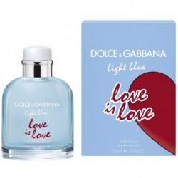 Dolce & Gabbana Light Blue Love Is Love Pour Homme Woda toaletowa 125ml spray