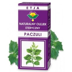 Etja Naturalny Olejek Eteryczny Paczulowy 10ml