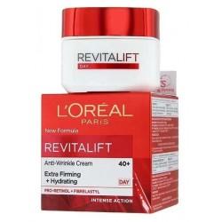 L`Oreal Revitalift Krem przeciwzmarszczkowy i ujędrniający na dzień 50ml