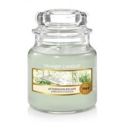 Yankee Candle Small Jar Mała świeczka zapachowa Afternoon Escape 104g