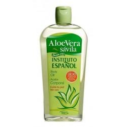 Instituto Espanol Aloe Vera Body Oil olejek do ciała z Aloesem 400ml