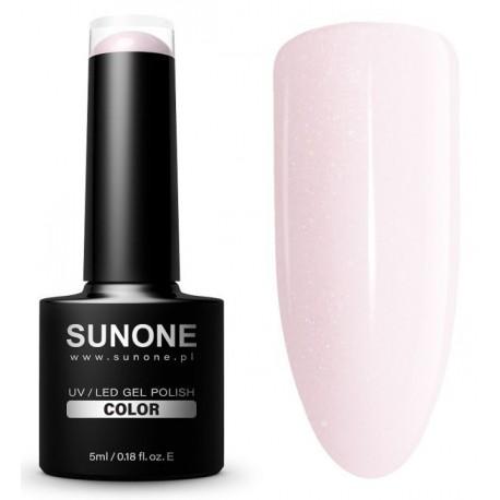 Sunone UV/LED Gel Polish Color lakier hybrydowy R02 Róża 5ml