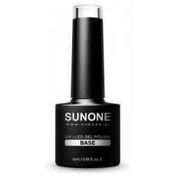 Sunone UV/LED Gel Polish Base baza hybrydowa 5ml