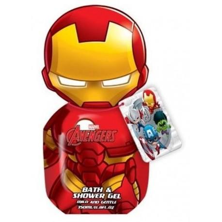 Marvel Bath & Shower Gel żel pod prysznic Iron Man 350ml