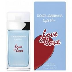 Dolce & Gabbana Light Blue Love Is Love Pour Femme Woda toaletowa 50ml spray
