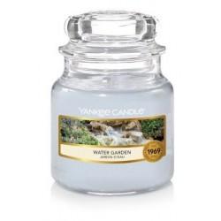Yankee Candle Small Jar Mała świeczka zapachowa Water Garden 104g