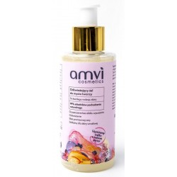 Amvi Cosmetics Odświeżający żel do mycia twarzy do każdego rodzaju skóry 150ml