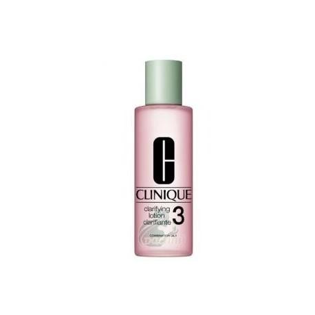 Clinique Clarifying Lotion 3 Combination Oily Płyn oczyszczający skórę twarzy 487ml