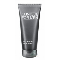 Clinique Skin Supplies For Men Oil Control Face Wash Żel do mycia twarzy do cery tłustej 200ml