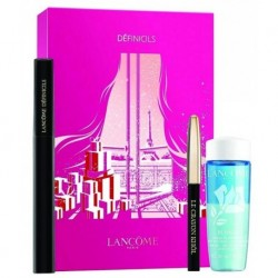 Lancome Definicils Mascara 01 Noir Infini 6,5ml + Le Crayon Khol Mini 01 Noir 0,7g + Bi-Facil Eye Makeup Remover 30ml