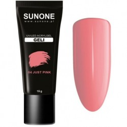 Sunone Geli akrylożel do paznokci 04 Just Pink 15g
