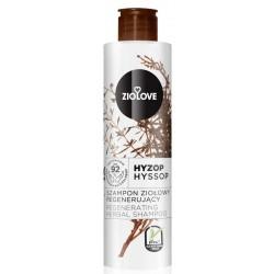 Ziolove Hyzop regenerujący szampon ziołowy 250ml
