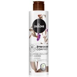 Ziolove Żywokost przeciwstarzeniowy szampon ziołowy 250ml