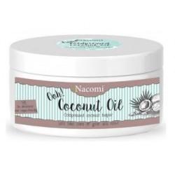 Nacomi Coconut Oil olej kokosowy nierafinowany 100ml