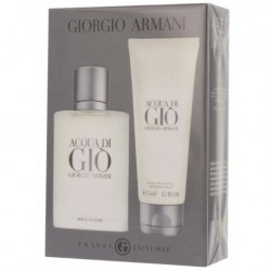 Giorgio Armani Acqua di Gio Pour Homme Woda toaletowa 50ml spray + Balsam po goleniu 75ml