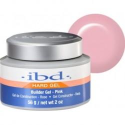 IBD Hard Builder Gel UV Żel budujący Pink 56g