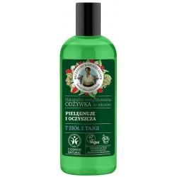 Bania Agafii Oczyszczająca odżywka do włosów 260ml