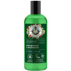 Bania Agafii Oczyszczający szampon do włosów naturalnych 260ml