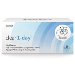 Clearlab Clear 1-day soczewki jednodniowe -2,75 30szt