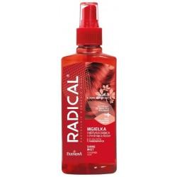 Farmona Radical Shine Mist For Dyed Hair nabłyszczająca mgiełka ochraniająca kolor włosów farbowanych i z pasemkami 200ml