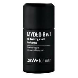 Zew For Men Mydło 3w1 do twarzy, ciała i włosów 85ml
