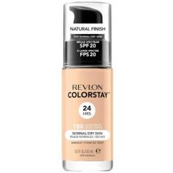 Revlon ColorStay With Pump Makeup Podkład z pompką do cery normalnej i suchej 180 Sand Beige 30ml