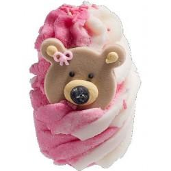 Bomb Cosmetics Teddy Bears Picnic Bath Mallow maślana babeczka do kąpieli 50g