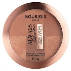Bourjois Always Fabulous Bronzing Powder bronzer do twarzy 002 Dark 9g