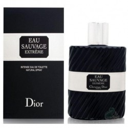 Dior Eau Sauvage Extreme Woda toaletowa 100ml spray