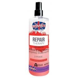 Ronney Professional Color Protect 2-Phase For Damaged and Dry Hair dwufazowa mgiełka do włosów zniszczoych 475ml