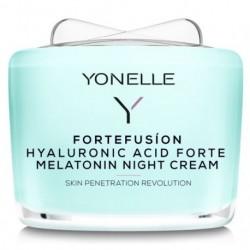 Yonelle Fortefusion Hyaluronic Acid Forte Night Cream krem z kwasem hialuronowym na noc 55ml
